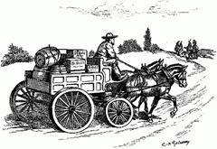 Horse & Cart 02