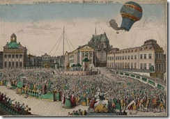 Montgolfier Baloon
