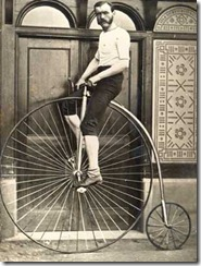 PennyFarthing Bicycle