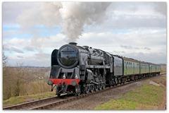 Steam Train 01