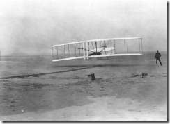 Wright Bros First Flight 1903